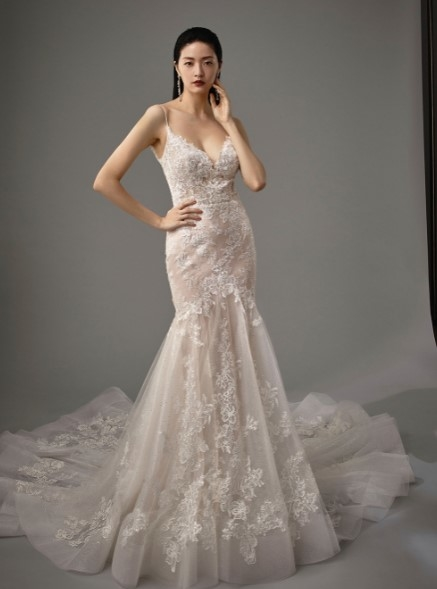 Bridal Salon in Houston - Blue by Enzoani - Wedding Dress Designer