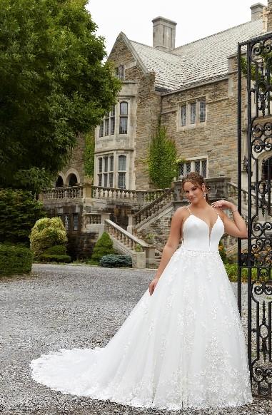 Plus Size Salon - Morilee by Madeline Garner - Wedding Dress Designer